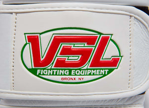 ITALY Valle 4000  VSL FIGHTING LEATHER Pro Boxing Gloves