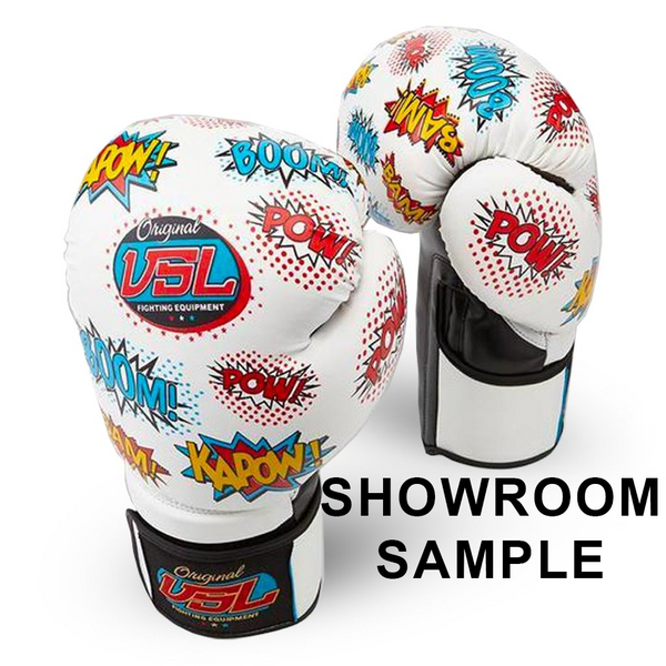 SHOWROOM SAMPLE Superhero Boxing Gloves