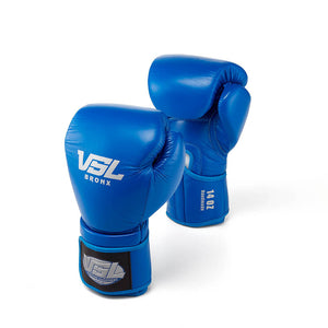 Valle 4000 Pro Boxing Gloves - Blue | VSL Fighting