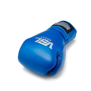 Valle 4000 Pro Boxing Gloves - Blue Top | VSL Fighting