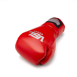 Valle 4000 Pro Boxing Gloves - Red Top | VSL Fighting