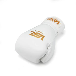 Valle 4000 Pro Boxing Gloves - White Top | VSL Fighting
