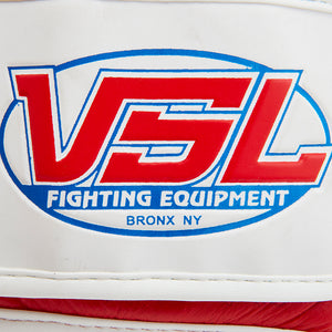 PUERTO RICO Valle 4000 LEATHER Pro Boxing Gloves