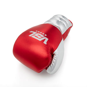 Showroom Samples 4000 LEATHER Pro (Lace-Up) Boxing Gloves