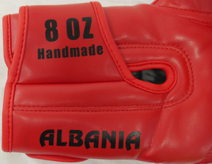 Albania Pride  Valle 2000 YOUTH Boxing Gloves