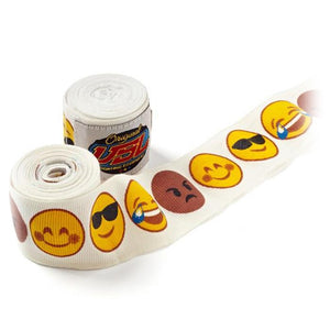 Emoji Hand Wrap Semi Stretch
