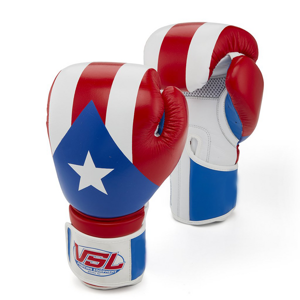 PUERTO RICO Pride Valle 3000 Boxing Gloves