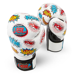 Valle 2000 Superhero Boxing Gloves