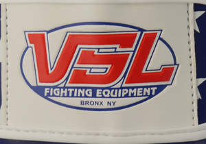 SHOWROOM SAMPLE USA Pride Valle 4000 LEATHER Pro Boxing Gloves