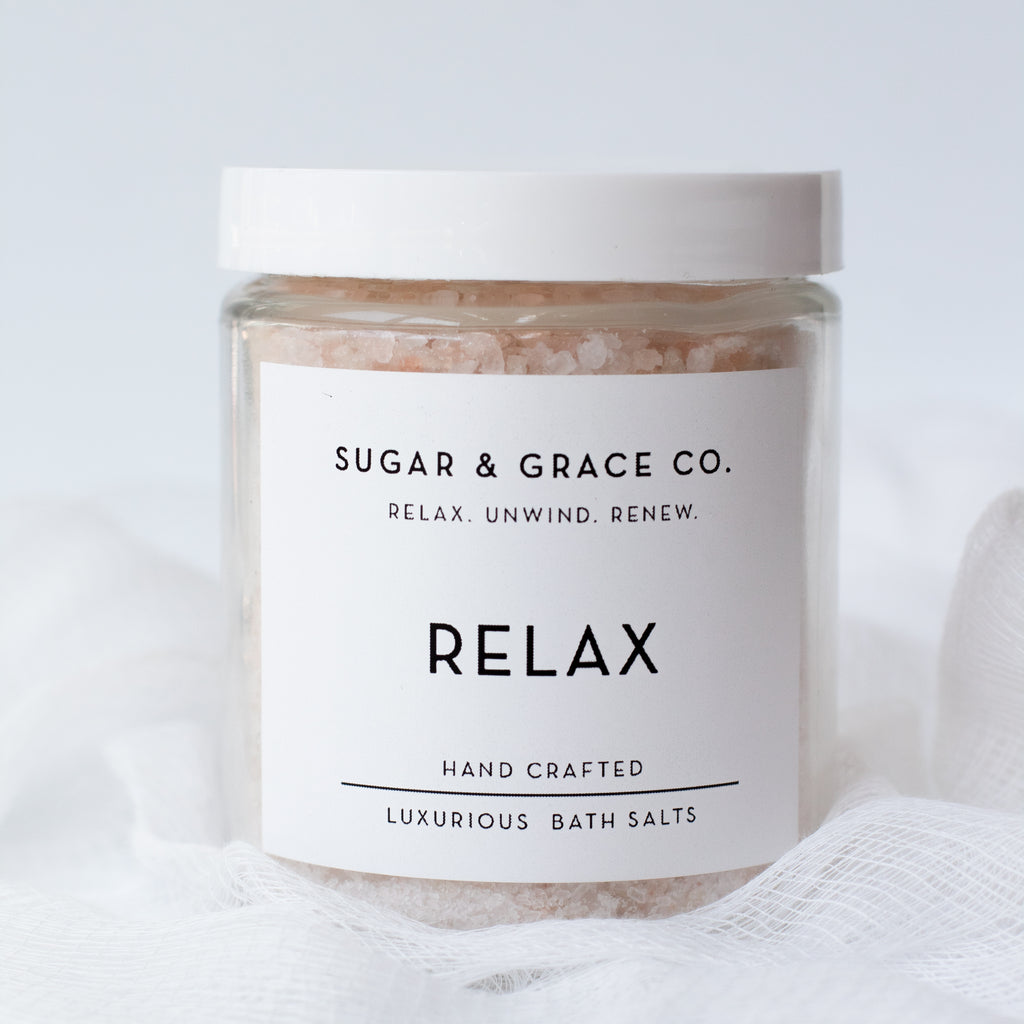 Relax Luxurious Bath Salts
