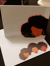Three Women Note Card Set
