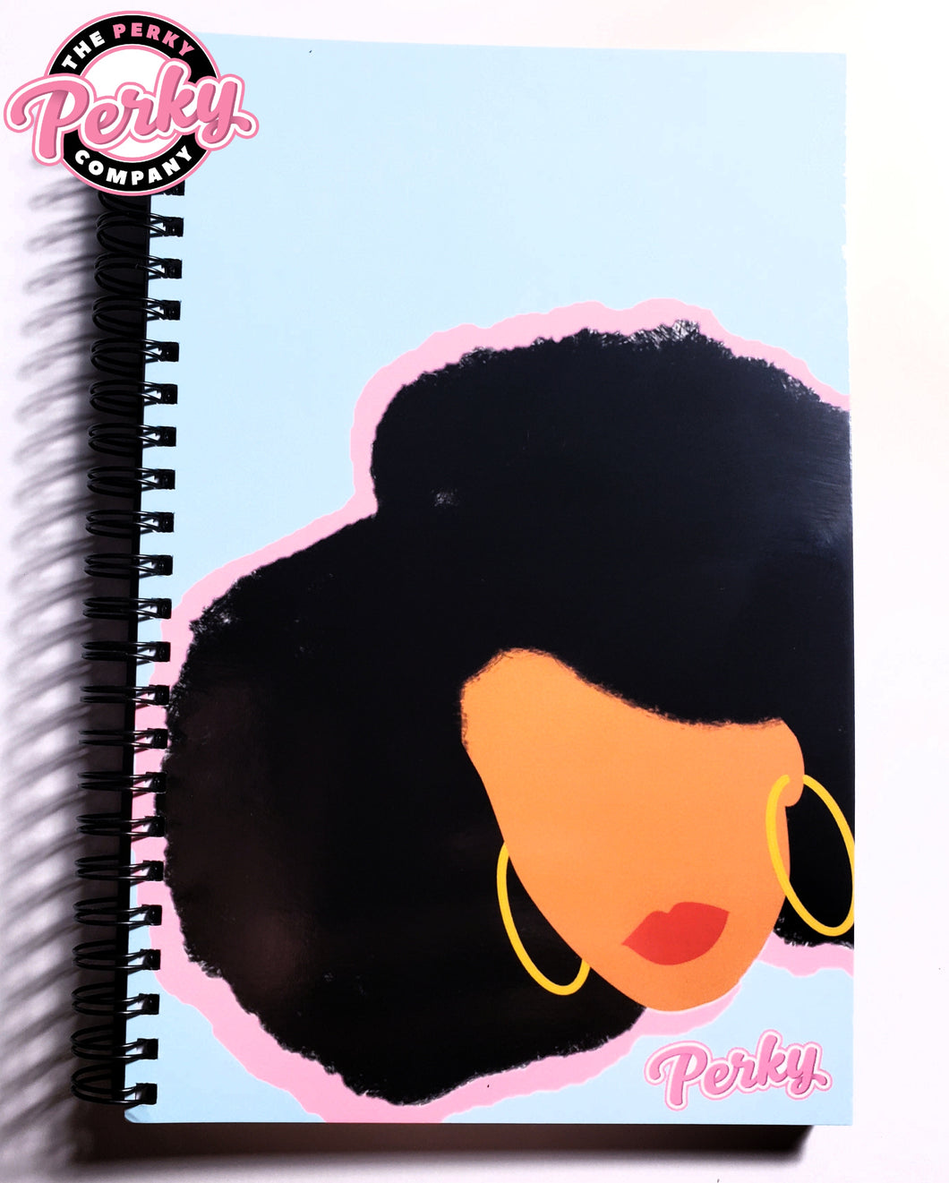 Colorful Perky Notebook