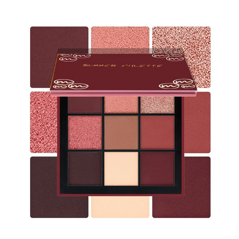 4 Seasons Eye Shadow Palette