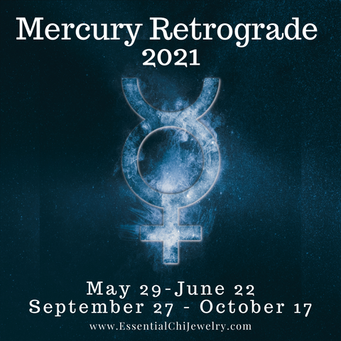This is your guide on how to survive Mercury Retrograde with ease. The planet Mercury rules communication, intellect, and reason. In this blog post, I address the topics of what is Mercury Retrograde? Why does mercury retrograde seem to affect technology? What should you not do during Mercury retrograde? How does Mercury Retrograde affect emotions?Ways to reduce stress when Mercury is in Retrograde. Mercury Retrograde dates for 2021 are May 29 through June 22 and  September 27 to October 17.