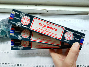 Palo Santo Incense - essentialchijewelry