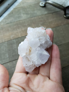 White Spirit Quartz Cluster