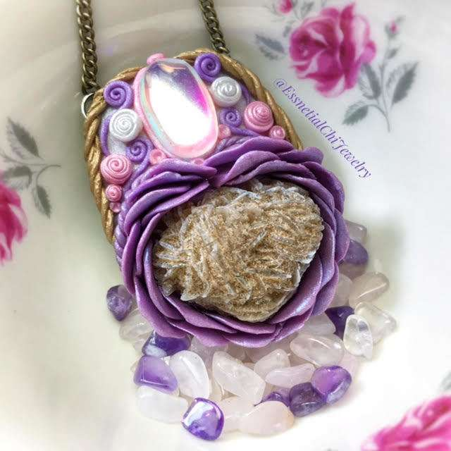 Fairy Rose - essentialchijewelry