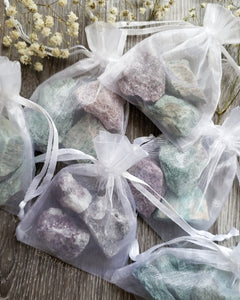 Raw Crystal Set - essentialchijewelry
