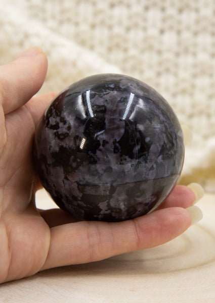 Indigo Gabbro Sphere 62mm