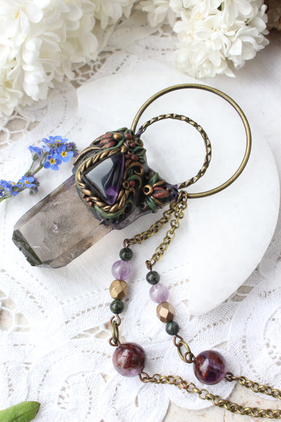 Garden Nymph Necklace - essentialchijewelry