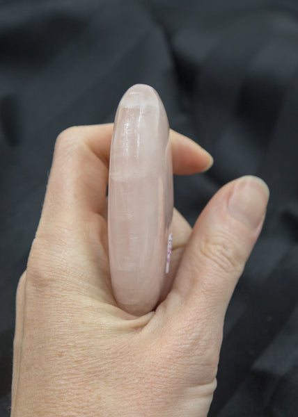 Rose Calcite Palmstone 14RD
