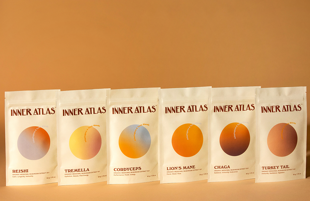 Inner Atlas Medicinal Mushrooms