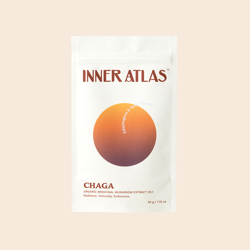 Load image into Gallery viewer, Inner Atlas Chaga Medicinal Mushroom