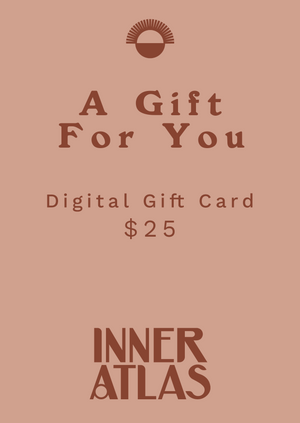 Load image into Gallery viewer, Inner Atlas Digital gift Card $25 Medicinal Mushrooms and Adaptogens