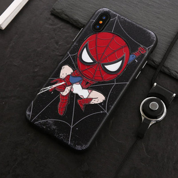 Cartoon Character Phone Case - MY CASE