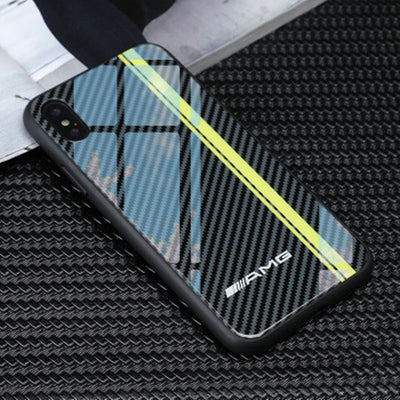 Mercedes AMG - Premium Carbon Case For iPhone - MY CASE