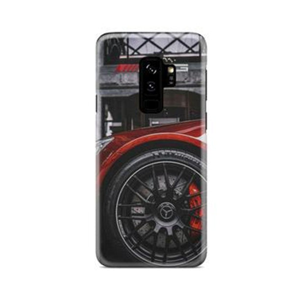 AMG Glass Samsung Case - MY CASE