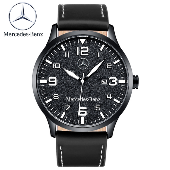 LIMITED EDITION - Luxury Mercedes Watch - MY CASE