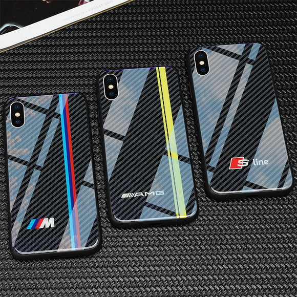 [Limited Edition] Premium Carbon Fiber™ iPhone Sport Cars Case - MY CASE