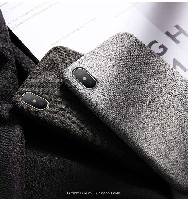 Soft Touch iPhone Case - MY CASE