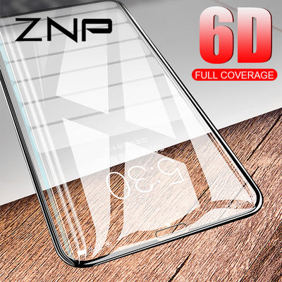 Full Cover 6D Edge Tempered Glass For iPhone - MY CASE