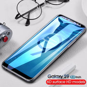 6D Curved Edge Tempered Glass For Samsung - MY CASE