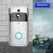 【70%OFF TODAY】SMART NIGHT VISION 720P/1080P VIDEO DOORBELL - MY CASE