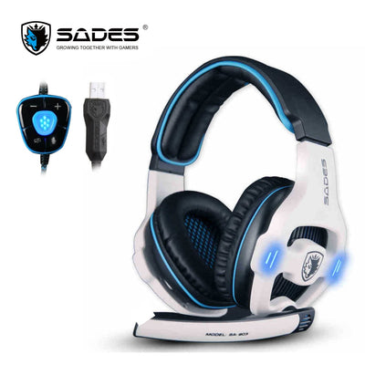 Surround Gaming Headset - MY CASE