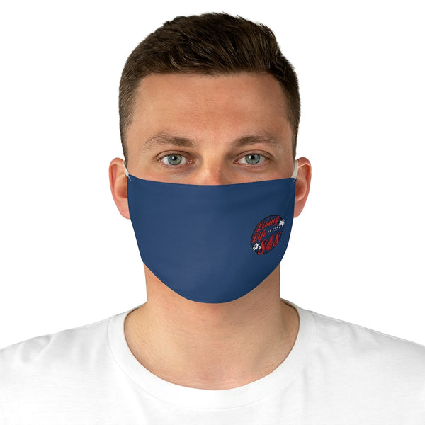 LLIT808 Hawaiian Face Mask
