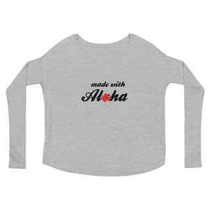 Made with Aloha Ladies' Long Sleeve