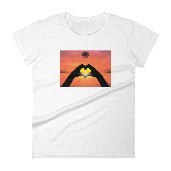 Sunset Love Women's Tee