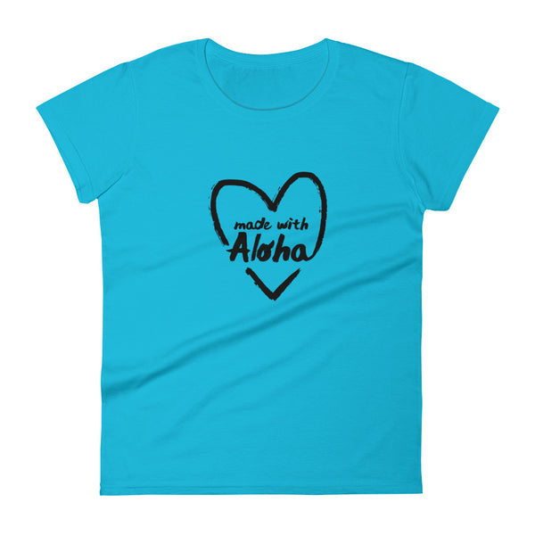 Made with Aloha Women's Tee
