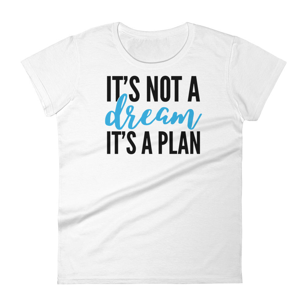 Motivational Women's Tee