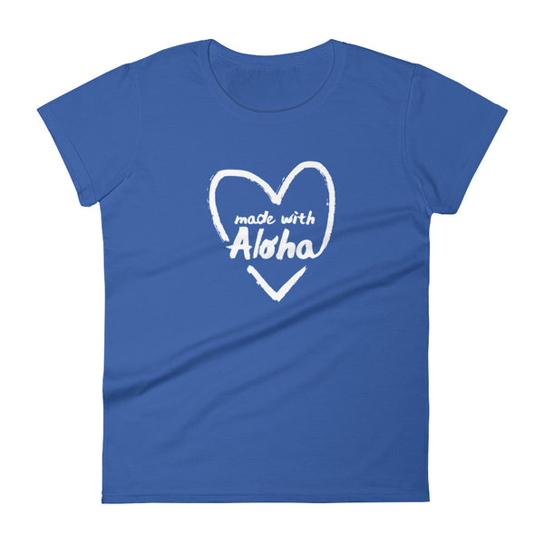 Made with Aloha 2 Women's Tee