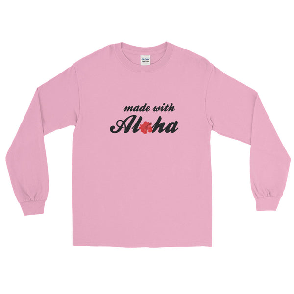 Made with Aloha Long Sleeve Tee