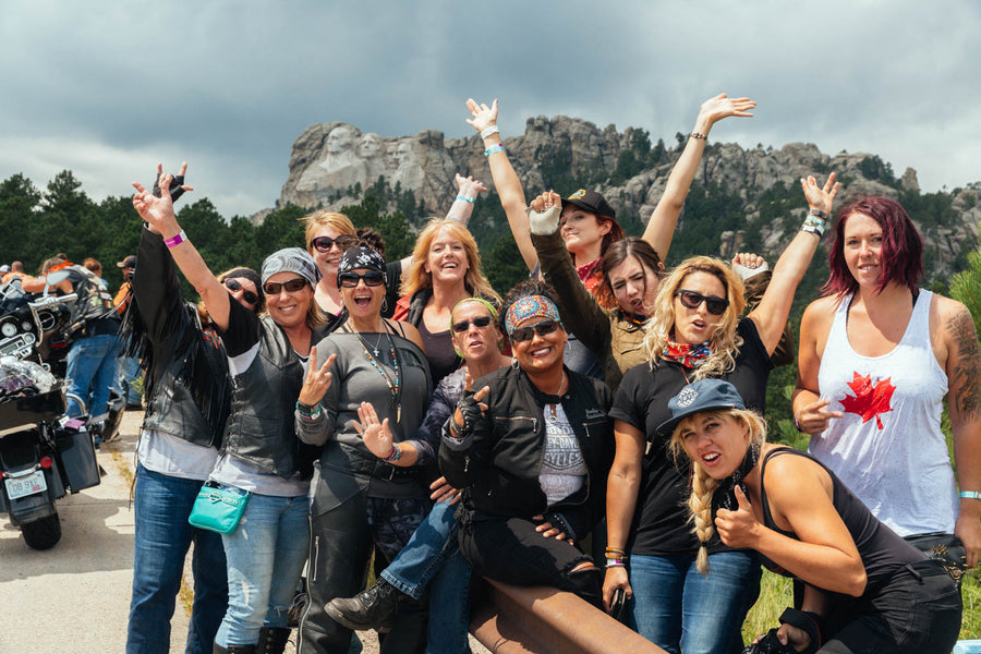 The Best Women-Only Motorcycle Campouts 2019