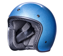 Load image into Gallery viewer, Kali Rava 3/4 Helmet - Blue Metal Flake