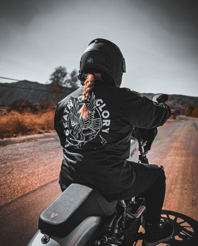 Death or Glory Windbreaker Jacket