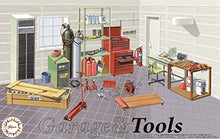 "Load image into Gallery viewer, Amazon.com: Fujimi GT2 Garage & Tools ""Tool"" 1/24 scale. U.S. Shipper."
