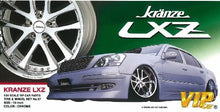 "Load image into Gallery viewer, Aoshima Kranze LXZ 2-Piece ""19 inch wheel"" 1/24. Free U.S. Shipper"